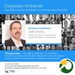 FR integra programação do Congresso Ambiental da VIEX