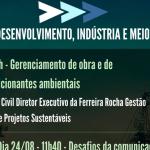 FR no Fórum do Desenvolvimento, Indústria e Meio Ambiente